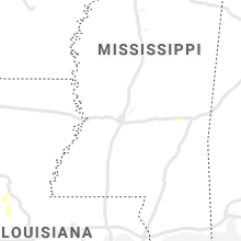 Regional Hail Map for Jackson, MS - Monday, May 25, 2020