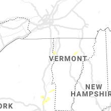 Regional Hail Map for Burlington, VT - Friday, May 29, 2020