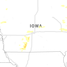 Regional Hail Map for Des Moines, IA - Tuesday, June 2, 2020
