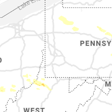 Regional Hail Map for Pittsburgh, PA - Wednesday, June 3, 2020