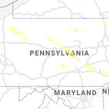 Regional Hail Map for State College, PA - Wednesday, June 3, 2020
