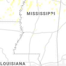 Regional Hail Map for Jackson, MS - Friday, June 5, 2020