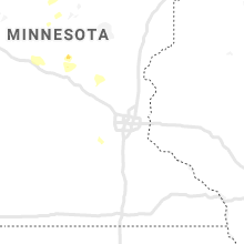 Regional Hail Map for Minneapolis, MN - Saturday, June 6, 2020
