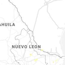 Regional Hail Map for Laredo, TX - Wednesday, June 10, 2020