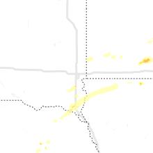 Hail Map for sioux-falls-sd 2020-06-21