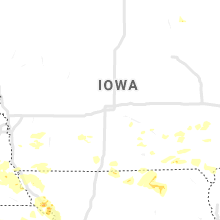 Hail Map for des-moines-ia 2020-06-26