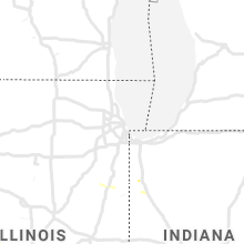 Hail Map for chicago-il 2020-06-27