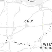 Regional Hail Map for Columbus, OH - Saturday, June 27, 2020