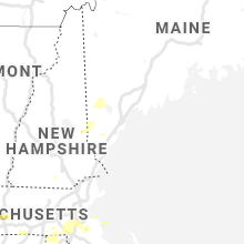 Hail Map for portland-me 2020-06-28