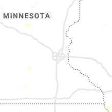 Regional Hail Map for Minneapolis, MN - Monday, June 29, 2020