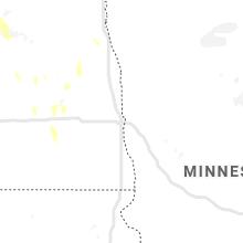 Hail Map for fargo-nd 2020-06-30