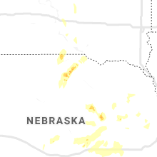 Regional Hail Map for Oneill, NE - Tuesday, June 30, 2020