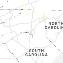 Hail Map for charlotte-nc 2020-07-05