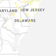 Hail Map for ocean-city-md 2020-07-06
