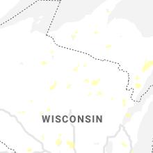 Hail Map for rhinelander-wi 2020-07-06