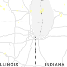 Hail Map for chicago-il 2020-07-09