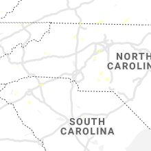 Hail Map for charlotte-nc 2020-07-10