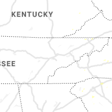 Regional Hail Map for Knoxville, TN - Friday, July 10, 2020