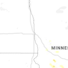 Hail Map for fargo-nd 2020-07-11
