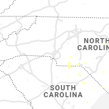 Hail Map for charlotte-nc 2020-07-13
