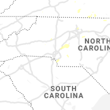 Hail Map for charlotte-nc 2020-07-17