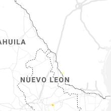Regional Hail Map for Laredo, TX - Saturday, July 18, 2020