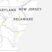 Regional Hail Map for Ocean City, MD - Tuesday, July 21, 2020