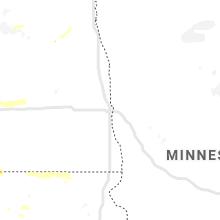 Regional Hail Map for Fargo, ND - Saturday, July 25, 2020