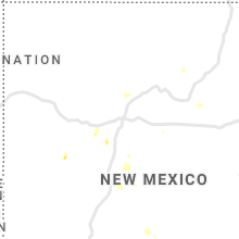 Regional Hail Map for Albuquerque, NM - Sunday, July 26, 2020