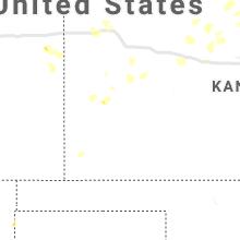 Regional Hail Map for Garden City, KS - Sunday, July 26, 2020