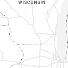 Hail Map for madison-wi 2020-07-26