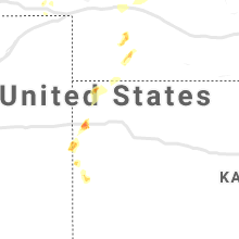 Regional Hail Map for Colby, KS - Saturday, August 8, 2020