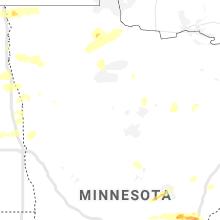 Hail Map for bemidji-mn 2020-08-09