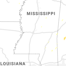 Regional Hail Map for Jackson, MS - Friday, August 21, 2020
