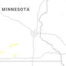 Regional Hail Map for Minneapolis, MN - Sunday, August 30, 2020