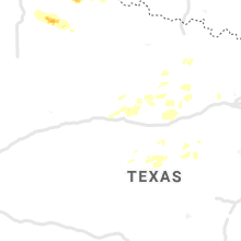 Regional Hail Map for Abilene, TX - Tuesday, September 1, 2020