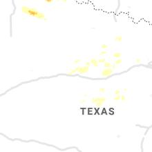 Hail Map for abilene-tx 2020-09-01