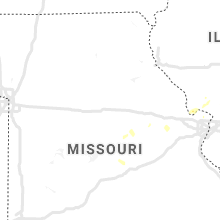 Regional Hail Map for Columbia, MO - Tuesday, September 8, 2020