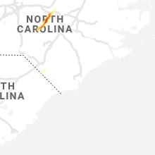 Regional Hail Map for Wilmington, NC - Friday, September 25, 2020