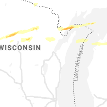 Hail Map for green-bay-wi 2020-09-26
