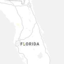 Regional Hail Map for Orlando, FL - Sunday, September 27, 2020