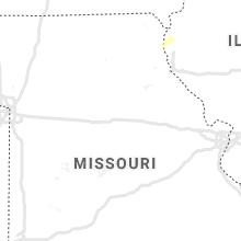 Regional Hail Map for Columbia, MO - Tuesday, November 10, 2020
