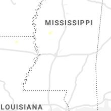 Regional Hail Map for Jackson, MS - Friday, November 27, 2020