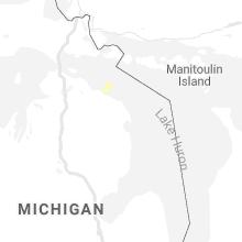 Hail Map for alpena-mi 2021-03-24