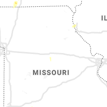 Hail Map for columbia-mo 2021-04-07