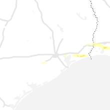 Regional Hail Map for Houston, TX - Wednesday, April 14, 2021