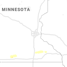 Regional Hail Map for Minneapolis, MN - Tuesday, April 27, 2021