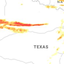 Hail Map for abilene-tx 2021-05-03