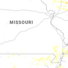 Hail Map for salem-mo 2021-05-03