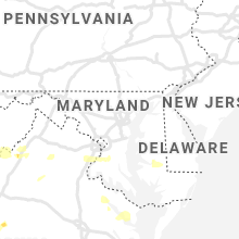 Regional Hail Map for Baltimore, MD - Tuesday, May 4, 2021
